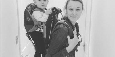 Desde los 2 meses de nacida la pequeña ha viajado junto con sus padres. Foto:instagram.com/travelmadmum/