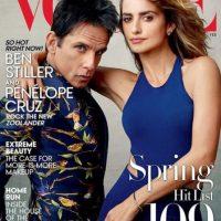 Stiller y Cruz fueron portada de la revista Vogue. Foto: Vogue