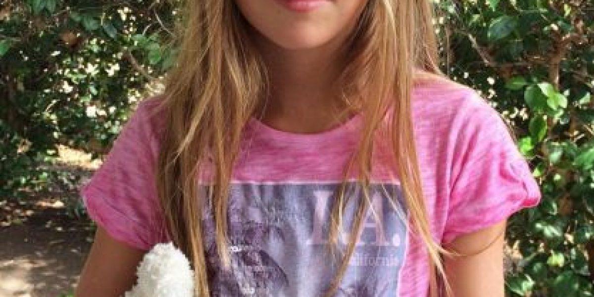 La niña más linda del mundo indigna a usuarios de redes sociales