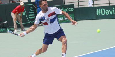 Víctor Estrella arranca con todo en Challenger ATP