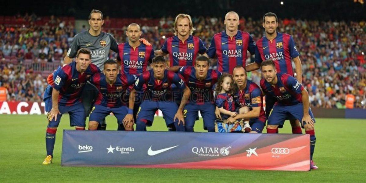 El Barcelona avanza a la final en la Copa del Rey