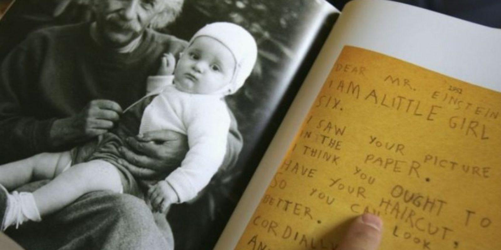7. Tuvo tres hijos: Eduard Einstein, Lieserl Einstein, Hans Albert Einstein. Foto:Getty Images