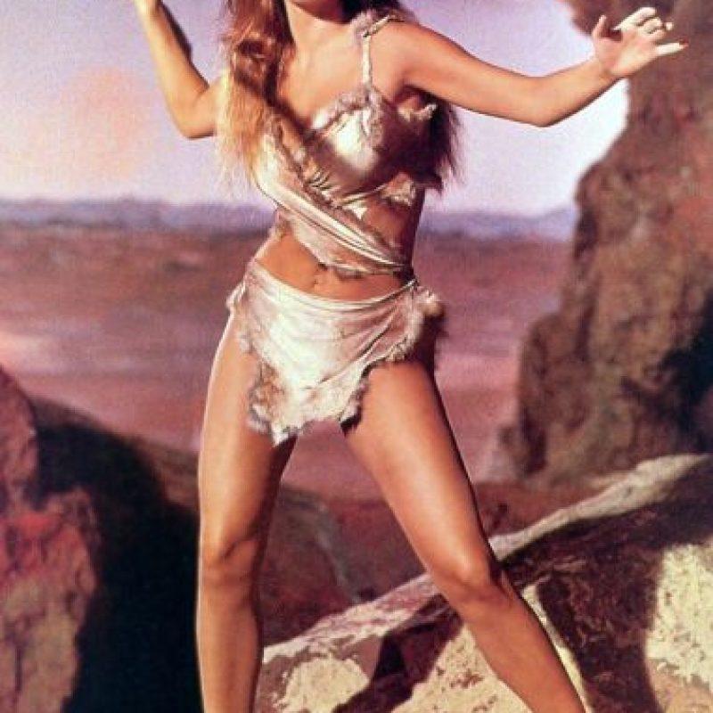 Raquel Welch jamás pudo superar su estatus de ícono sexual. Foto:vía Getty Images