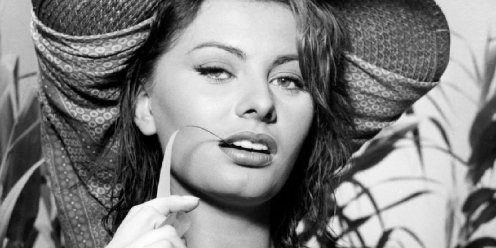 Eso le pasaba a Sofía Loren en los años 60. Foto:vía Getty Images