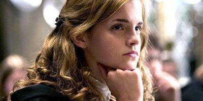 """Hermione Granger, de """"Harry Potter"""". Inteligente, organizada y decidida. Foto:vía Warner Bros"""