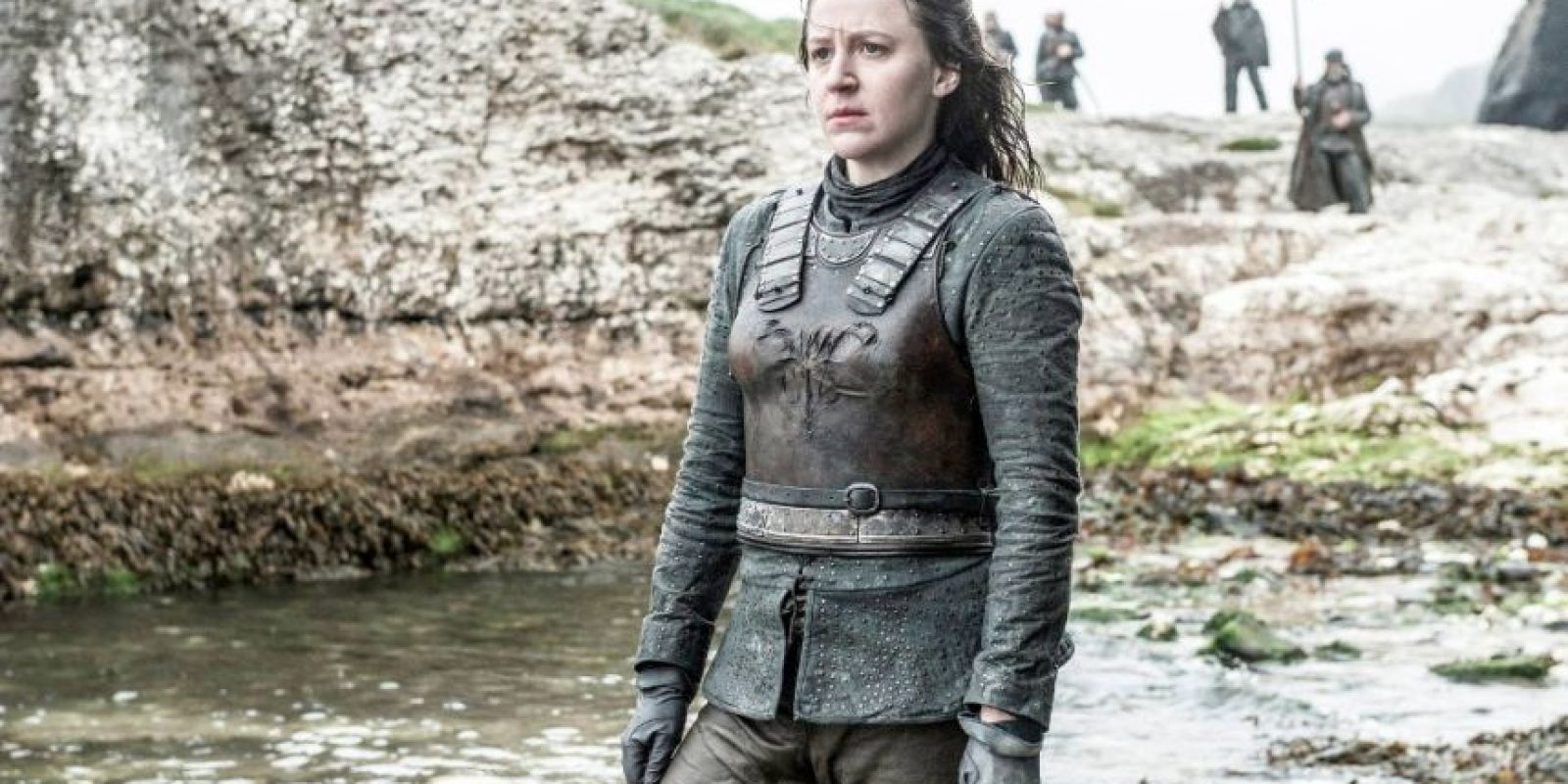 Yara Greyjoy sigue buscando a su hermano. Foto: Vía Facebook/Game of Thrones