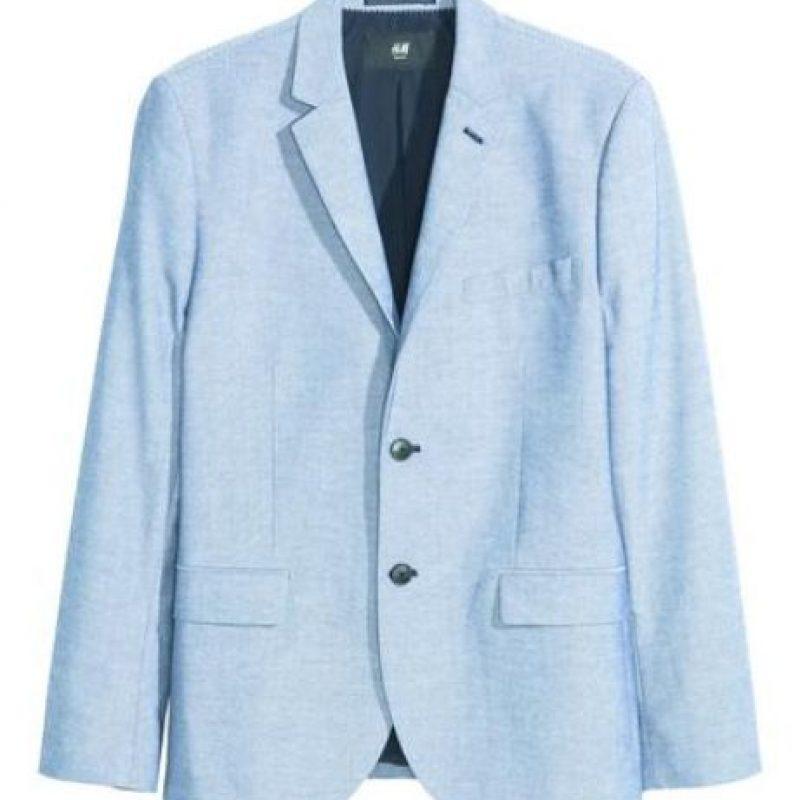 Dale a tu atuendo el toque chic que ella espera con una chaqueta casual. Foto:Fuente Externa