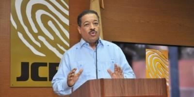 JCE no dará más plazos para que partidos orienten militantes sobre padrón