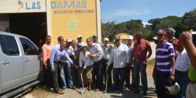 Instituto Agrario Dominicano inicia rehabilitación de fábrica en San Juan