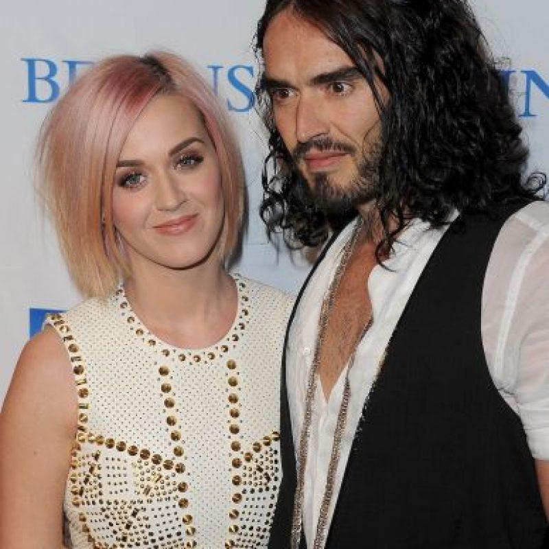Katy Perry y Bentley Brooklands Foto:Getty Images