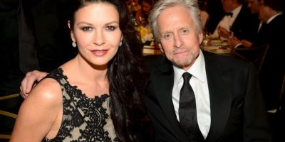 Catherine Zeta Jones y Michael Douglas Foto: Getty Images