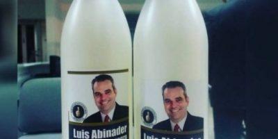 """Línea para cuidado del cabello """"Luis Abinader"""" enciende las redes sociales"""