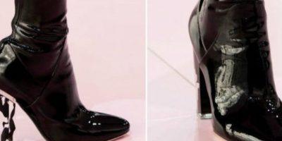 Lo acusan de plagiar a Dior. Foto:vía Twitter