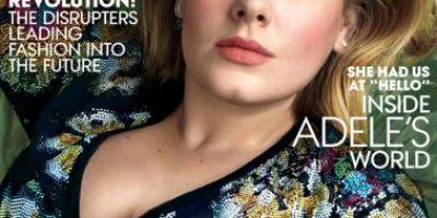 """Adele regresa a la portada de """"Vogue"""" para hablar de su vida personal"""
