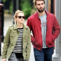 Desde finales de 2013 hasta finales de 2014, la pareja vivió un discreto romance en Londres. Foto:Grosby Group