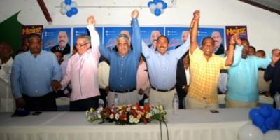 Alcalde de Guayubín renuncia del PRM y retorna al PRD