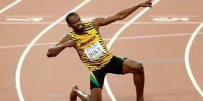 Es el hombre más rápido del mundo y se encuentra soltero. Foto:Getty Images