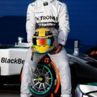 2- Lewis Hamilton. Foto: Getty Images