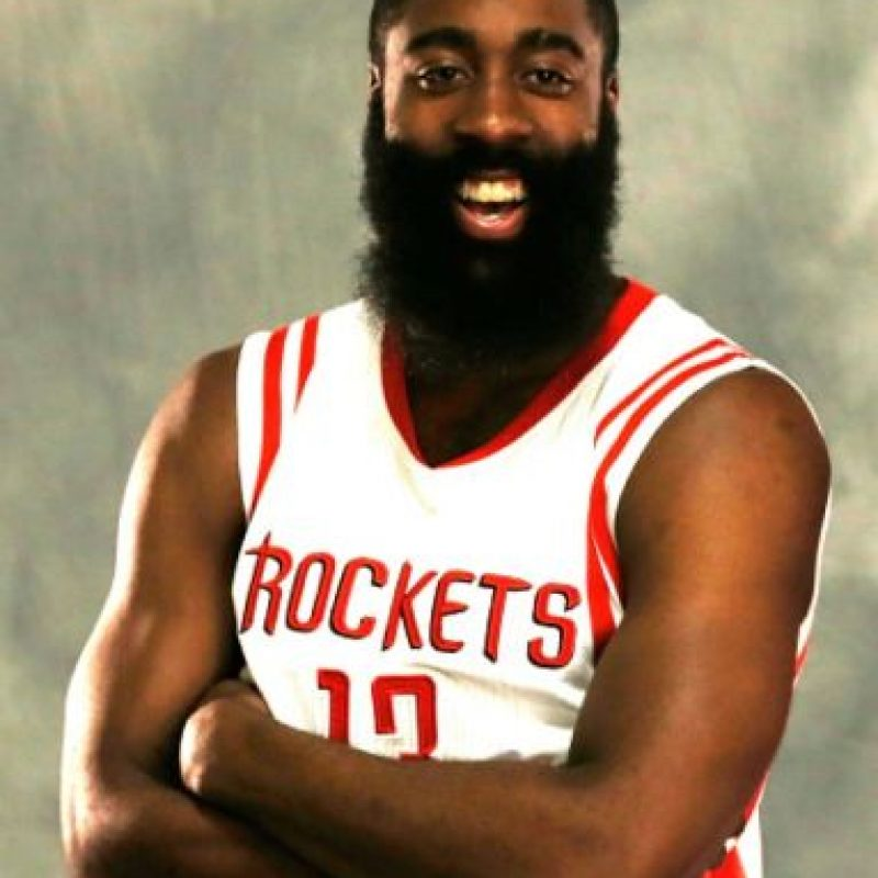 8- James Harden. Foto: Getty Images