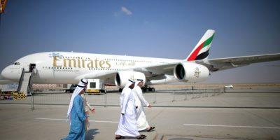 Emirates- Emiratos Árabes Foto:Getty Images