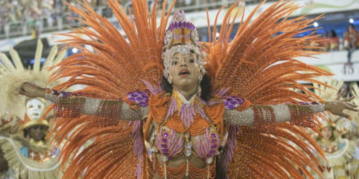 Fotos: Así se vivió el carnaval en Brasil este 2016