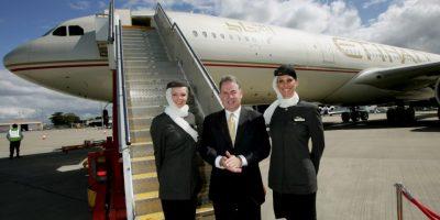 Etihad Airways- Abu Dhabi Foto:Getty Images