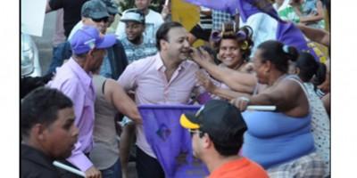 Abel Martínez es proclamado candidato a alcalde de Santiago por el PLD