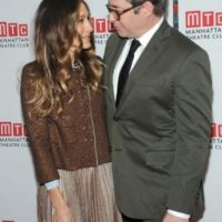 10- Matthew Broderick y Sarah Jessica Parker. Foto: Getty Images