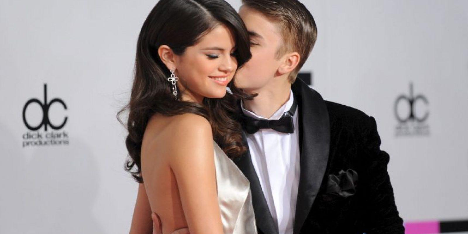 Selena Gómez y Justin Bieber Foto:Getty Images