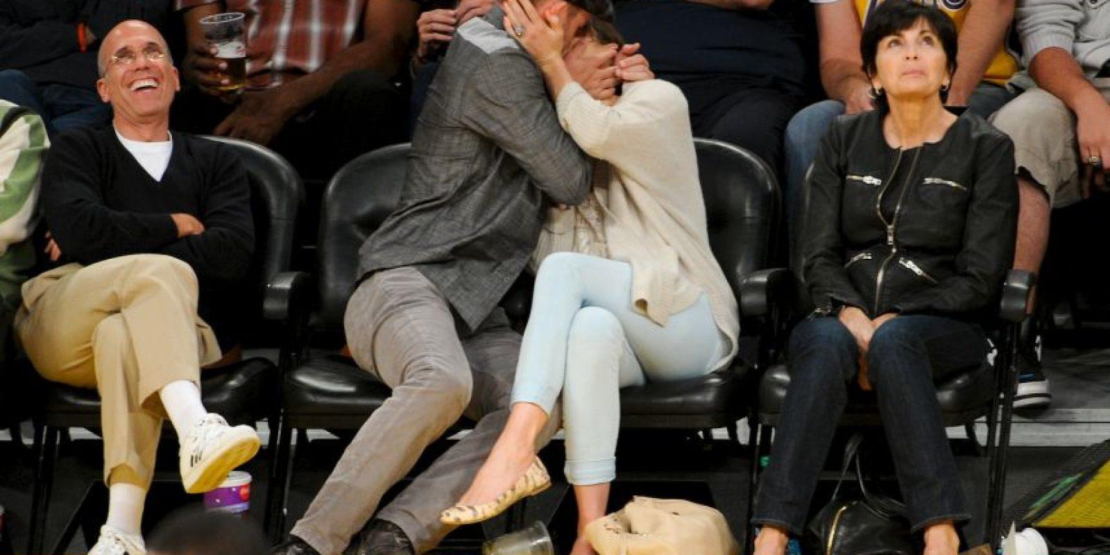 Jessica Biel y Justin Timberlake Foto:Getty Images