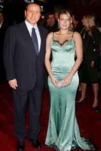 Silvio Berlusconi y Bárbara Berlusconi Foto:Getty Images