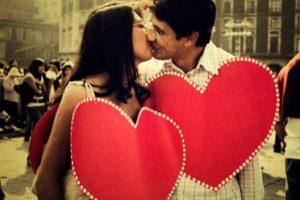 Con grandes corazones Foto:Tumblr.com/tagged-amor-cursi