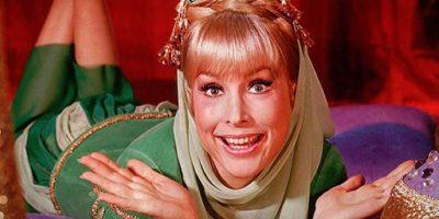 """""""Mi bella Genio"""", serie que se convirtió en ícono pop en los 60. Foto:vía Getty Images"""