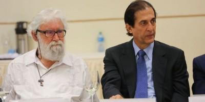 Brasileño Leonardo Boff impulsa gestión participativa de los ríos dominicanos