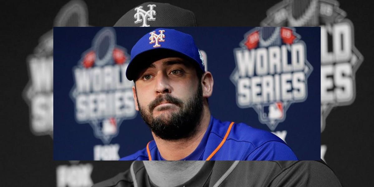 Matt Harvey dispuesto a ponderar extensión de contrato con los Mets