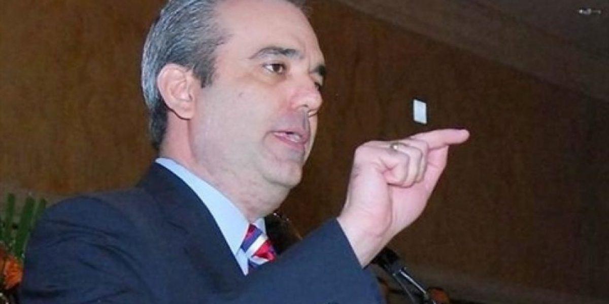 PRM acusa Gobierno usar 12 millones diarios de recursos públicos propaganda