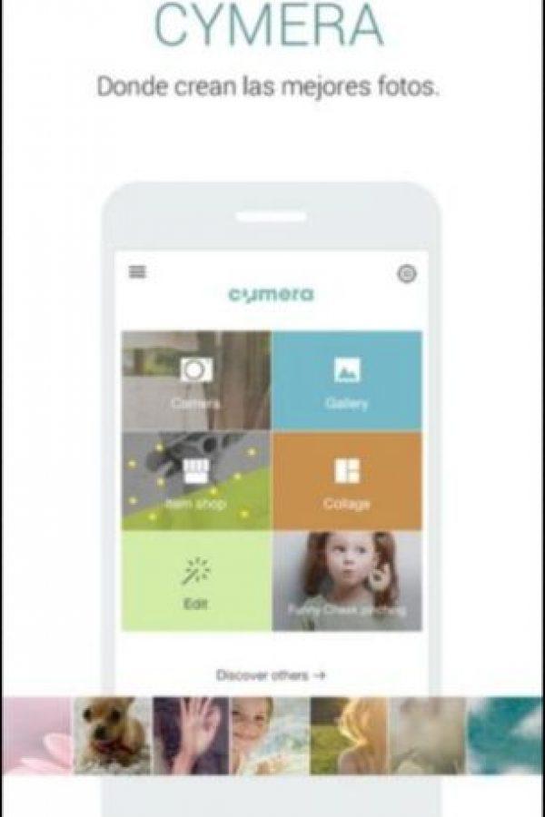 Disponible para iOS y Android. Foto:SK COMMUNICATIONS Co.,LTD