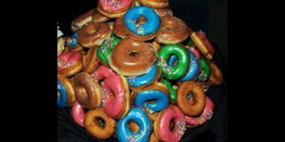 4. Pan tostado, rosquillas y bollos: Estos alimentos están hechos con harina blanca refinada, pero contienen una gran cantidad de azúcar. Foto:Getty Images