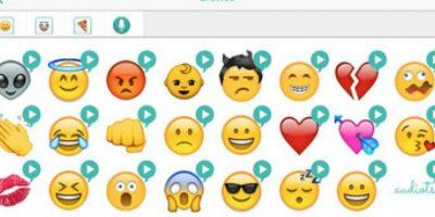 Ahora puede enviar emojis con efectos de sonido. Conozca esta nueva aplicación
