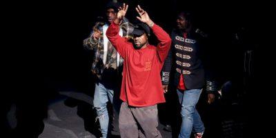 Al respecto, su esposa Kim Kardashian no expuso algún tipo de apoyo a las palabras de Kanye. Foto:Getty Images
