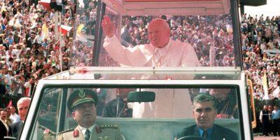 El cargo lo ocupó desde el 16 de octubre de 1978. Foto:Getty Images