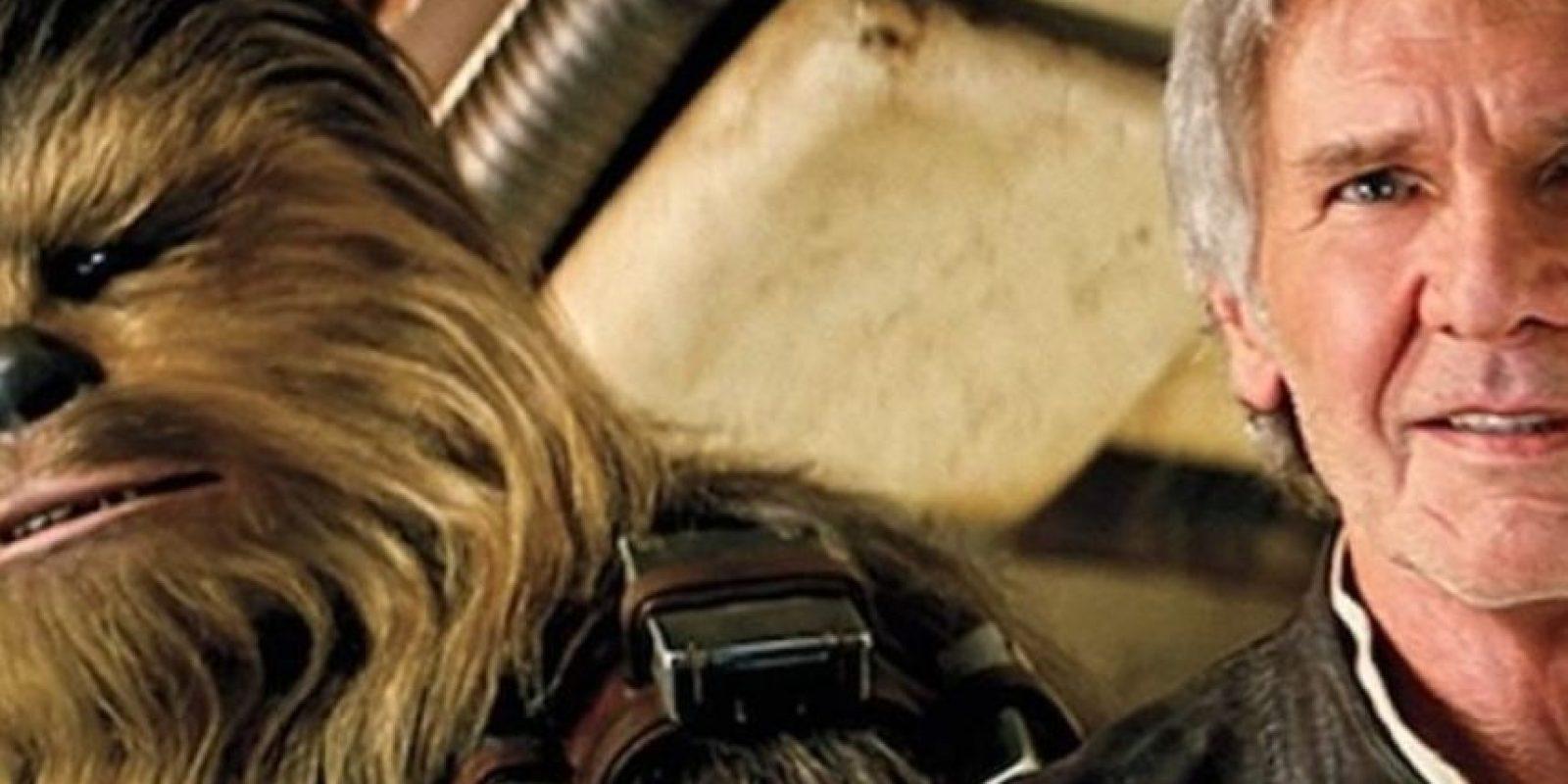 """Lo que la ha convertido en la primer película en hacerlo tan rápido. Foto:""""Lucas Films"""""""