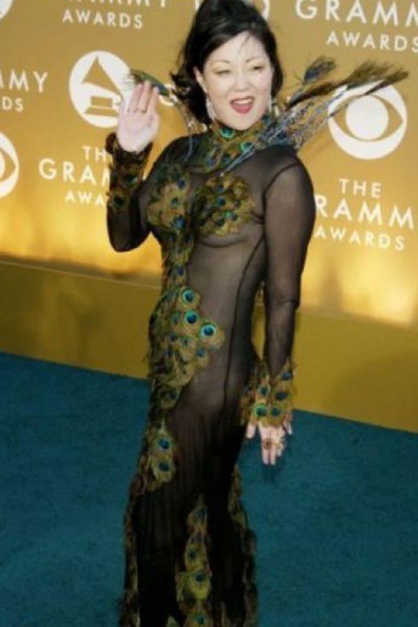 """Margaret Cho como Jimmy McElroy en """"Deslizando la Gloria"""". Foto:vía Getty Images"""