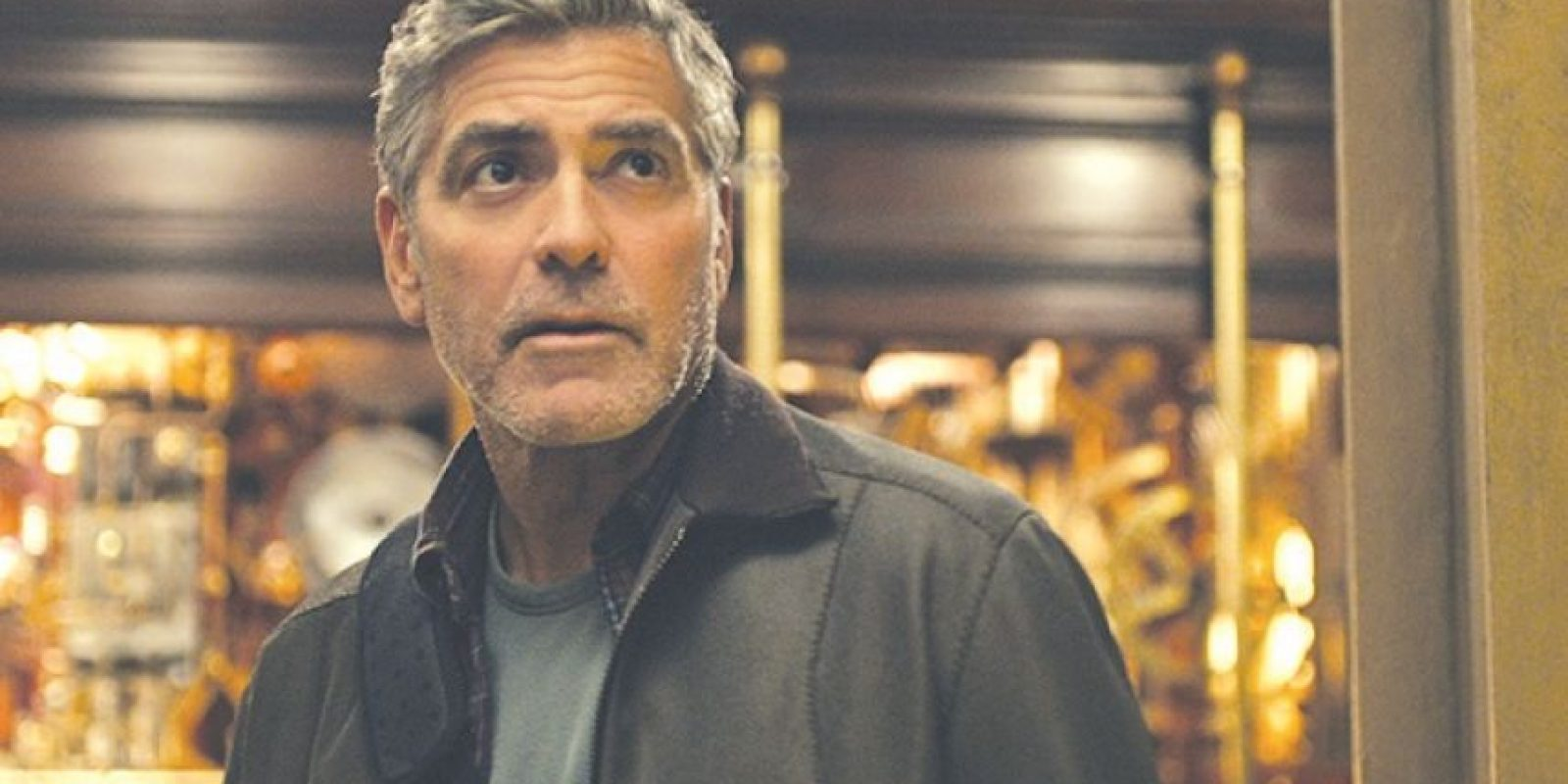 5- George Clooney. Antes de ser el hombre murciélago en Batman y Robin, el reconocido actor estuvo relacionado con un proyecto de The Green Hornet. Esa versión nunca se hizo y 15 años después, Seth Rogen logró llevar al personaje a la pantalla grande. Foto:Fuente Externa