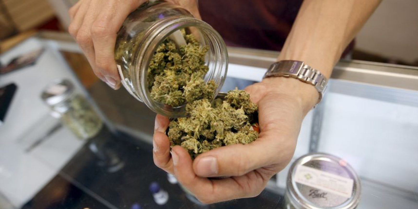 1.Marihuana Foto:Getty Images