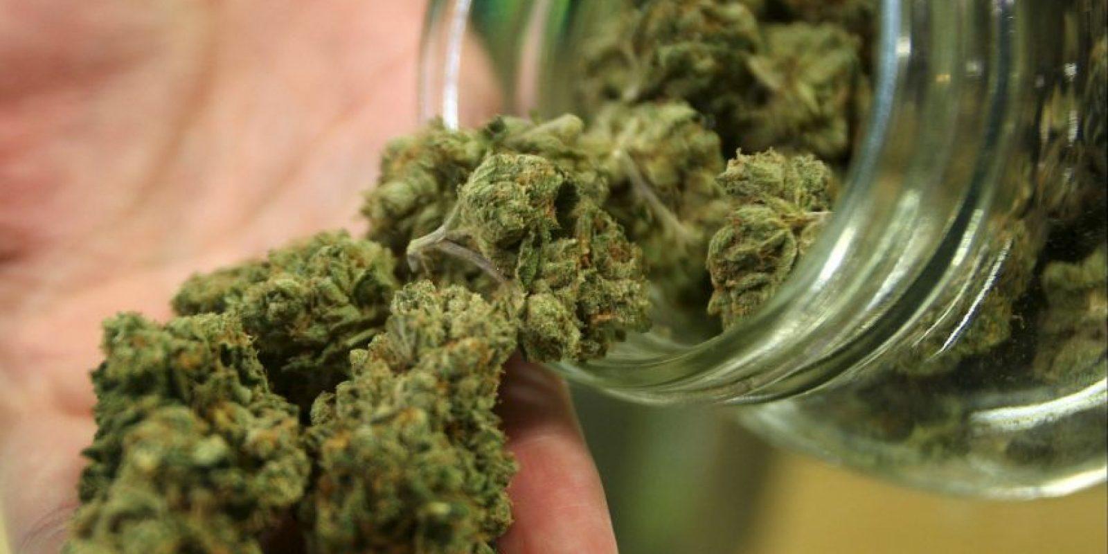 Es la droga más comúny popular entre la gente. Foto:Getty Images