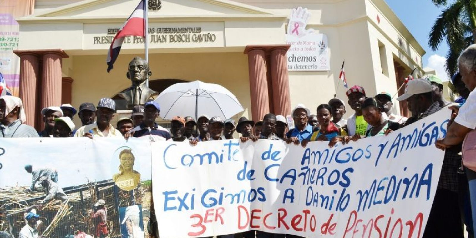 Piden un tercer decreto con pensiones para los trabajadores.