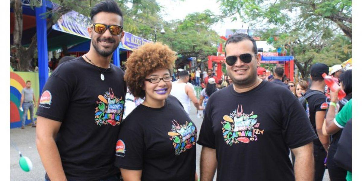 Adrenalina y diversión en la quinta edición del Carnaval En Jaque