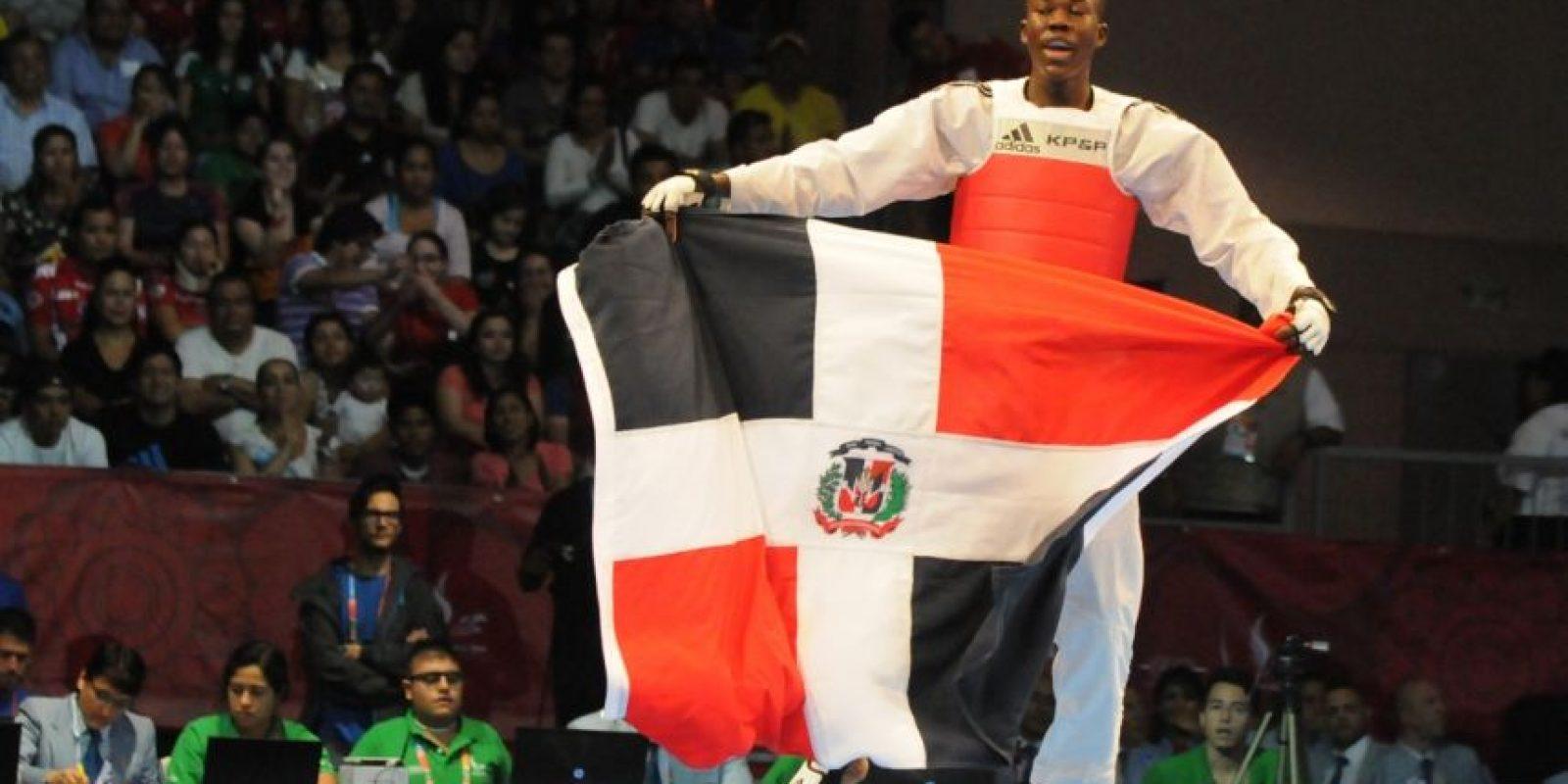 Luis Pie es una promesa dominicana para la cita olímpica. Foto:Mario de Peña