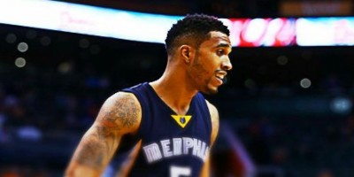Memphis Grizzlies envía Courtney Lee a los Charlotte Hornets